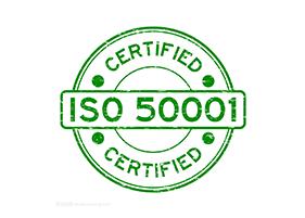 ISO50001 能源管理体系认证